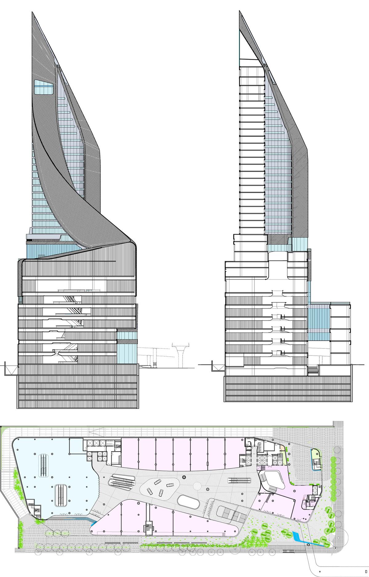 Che bello salire e scendere le scale del central embassy for Scale in pianta